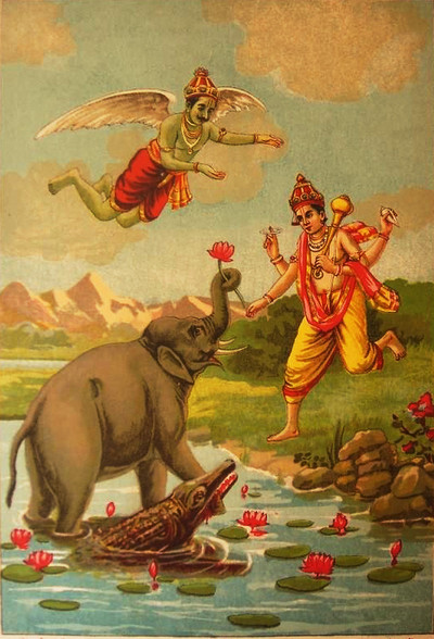 20131121145008gajendra_moksha_print